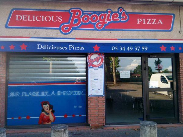Image de marque, enseignes + LED, panneaux, vinyles de vitrine, menus, cartes de visite à Blagnac, Toulouse, Haute-Garonne, Occitanie.