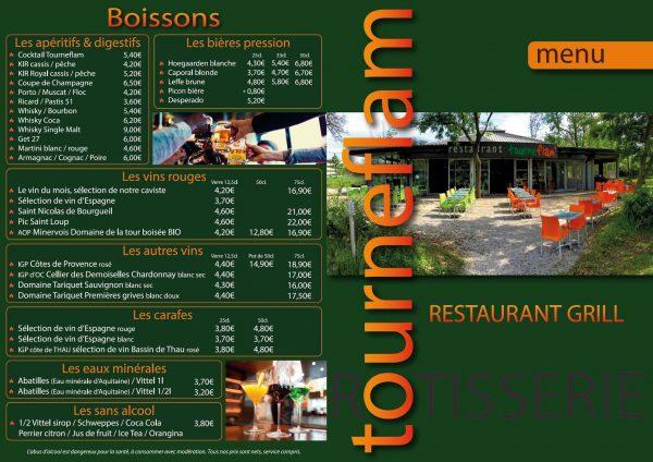 Menu restaurant à Blagnac, Toulouse, Haute-Garonne et Occitanie