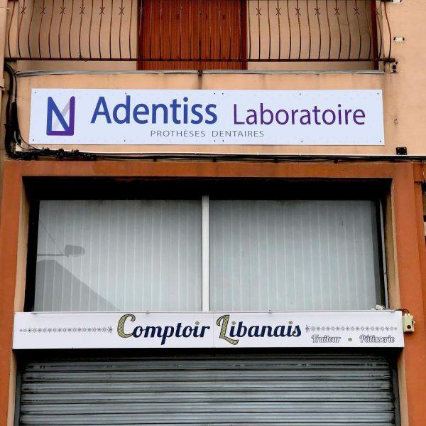 Création et pose d'enseignes à Blagnac, Toulouse, Haute Garonne et Occitanie.